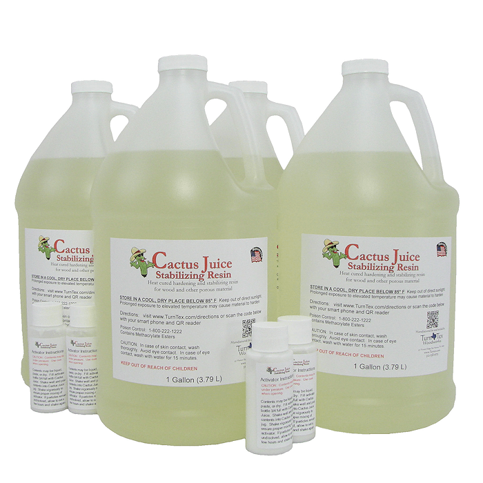 1 Gallon (3.79 L) Cactus Juice - High Volume Discount (min 4 gallons)