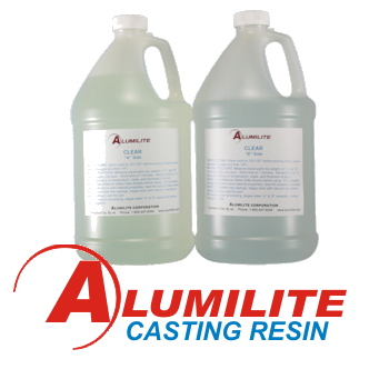 Alumilite Clear Slow 8 lb Kit