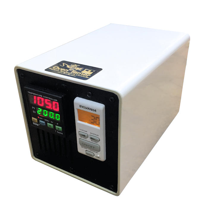 Oven Tamer II Precision Temperature Controller with Auto Off Timer