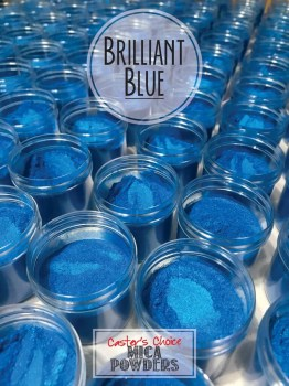 Brilliant Blue